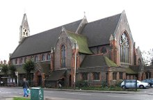 Ealing, St Mellitus, Church Road, London © John Salmon